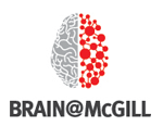Logo Brain at McGill